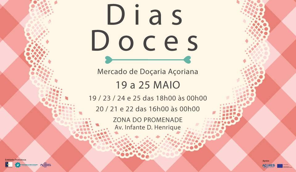 Cartaz Dias Doces 2016