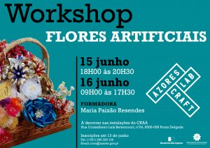 Workshop Flores Artificiais