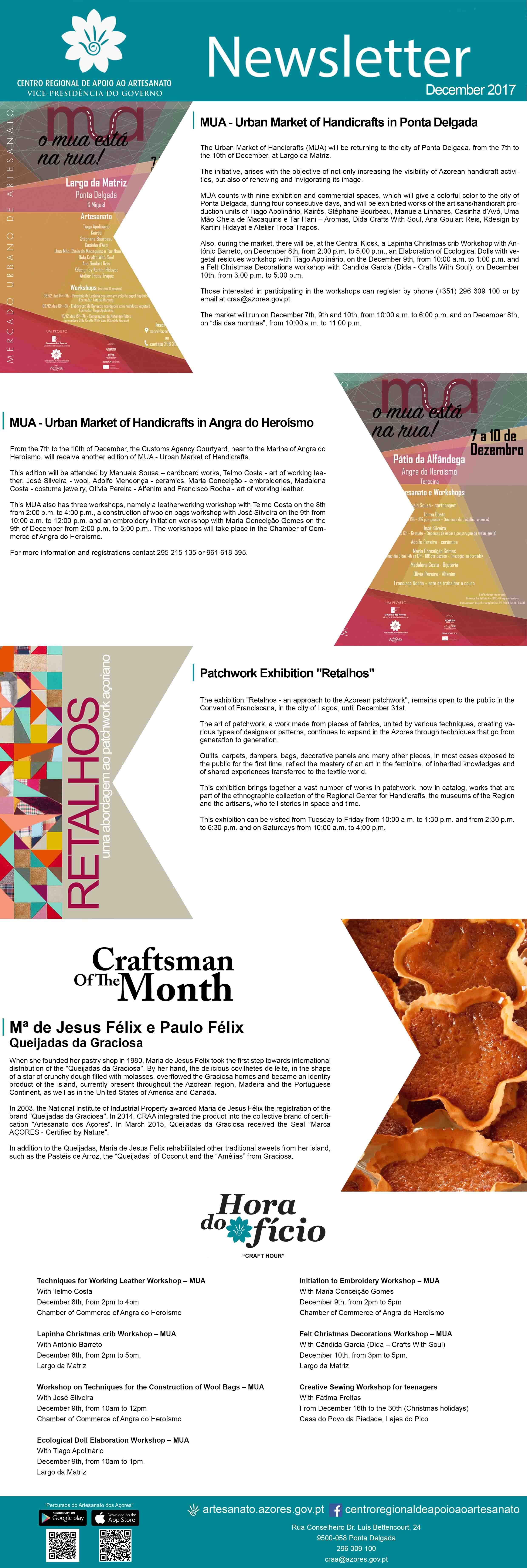 Newsletter NOVA Dezembro 17 EN