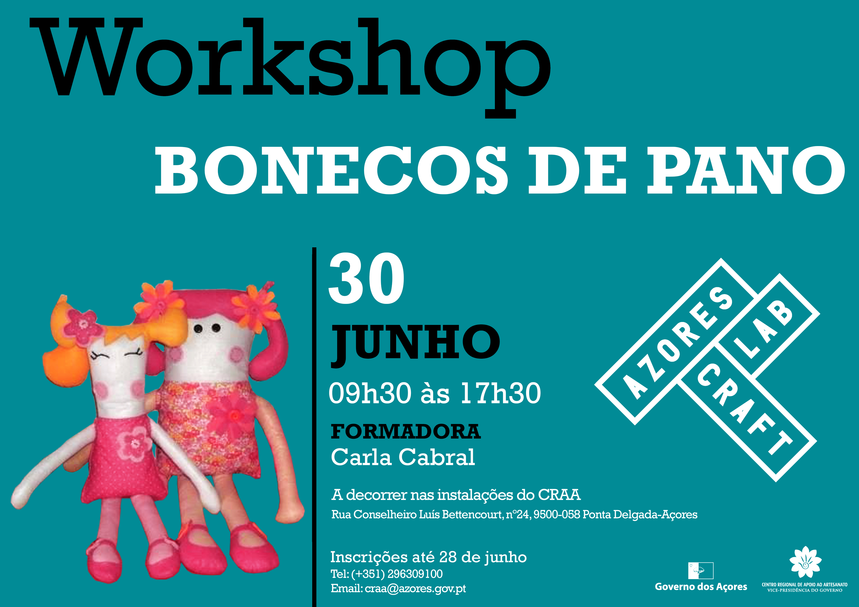workshop bijuteria  - AZORES CRAFT LAB