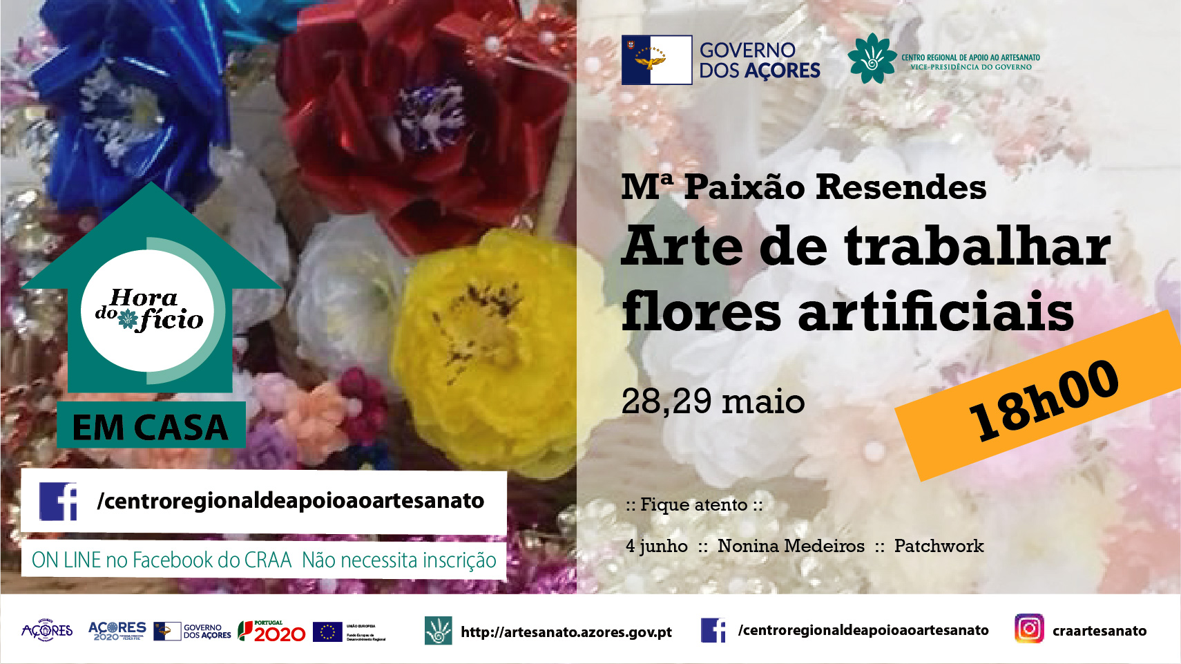 MP Resendes Flores Artificiais